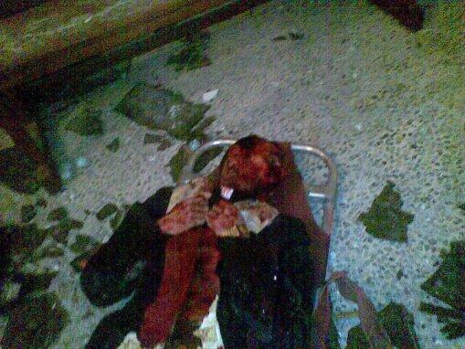 Ermordeter Priester im Irak